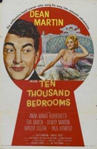 Ten Thousand Bedrooms poster