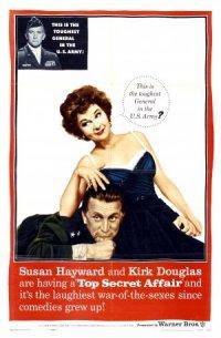 Top Secret Affair poster