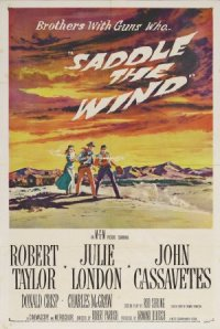 Saddle the Wind poster