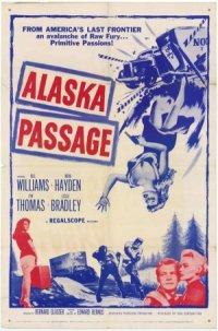 Alaska Passage poster