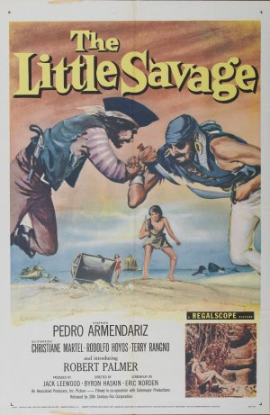 Little Savage Poster