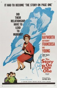 The Story on Page One poster