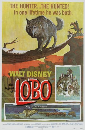 The Legend of Lobo Poster