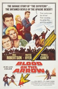 Blood on the Arrow poster