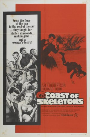Coast of Skeletons Poster