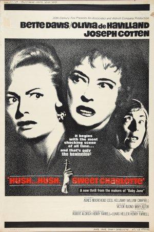 Hush...Hush, Sweet Charlotte 1955x2955