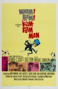 The Flim-Flam Man poster