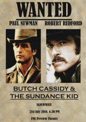 Butch Cassidy and the Sundance Kid 2480x3508
