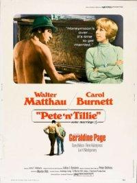 Pete 'n' Tillie poster