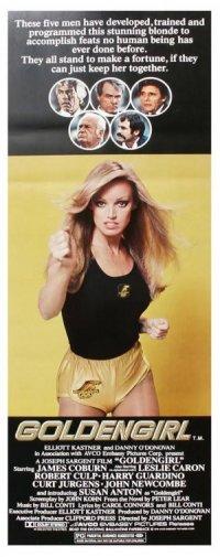 Goldengirl poster