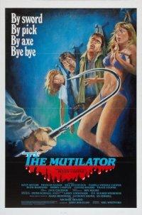 The Mutilator poster