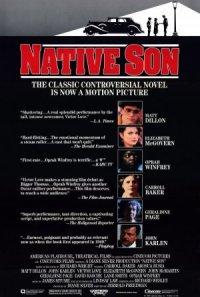 Native Son - Im Namen der Gerechtigkeit poster