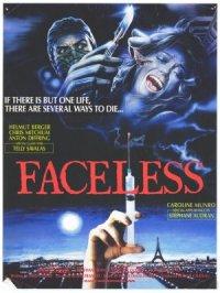 Faceless poster
