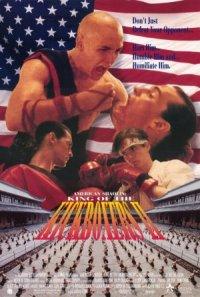 American Shaolin poster