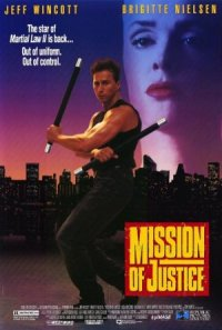 Mission of Justice poster
