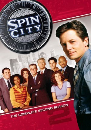 Spin City 600x860