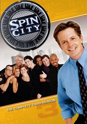 Spin City 300x430