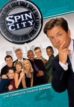 Spin City 400x575