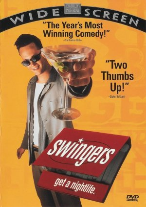 Swingers Dvd cover