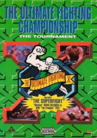 UFC 10: The Tournament poster