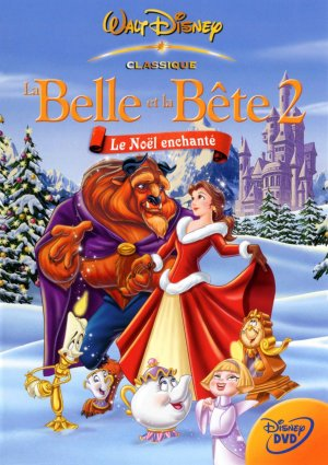 Beauty and the Beast: The Enchanted Christmas 2031x2874