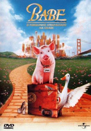 Schweinchen Babe in der großen Stadt 1736x2496