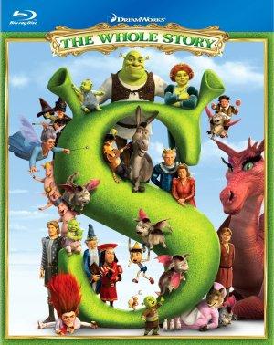 Shrek - Der tollkühne Held 2029x2559