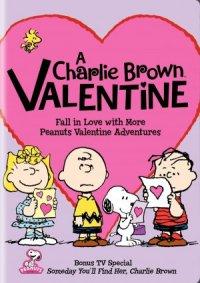 A Charlie Brown Valentine poster
