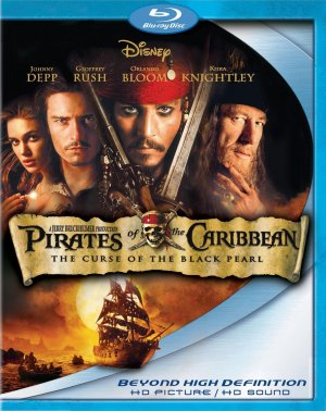 Pirates of the Caribbean: The Curse of the Black Pearl 1484x1872