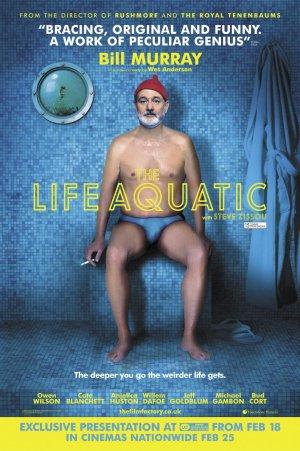 The Life Aquatic with Steve Zissou 998x1500