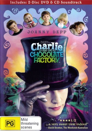 Charlie and the Chocolate Factory 1004x1428