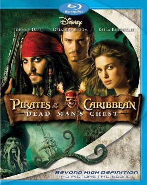 Pirates of the Caribbean: Dead Man's Chest 727x914