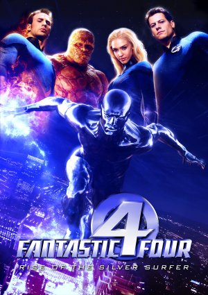 4: Rise of the Silver Surfer 1535x2175