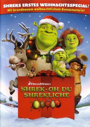 Shrek the Halls 2637x3707