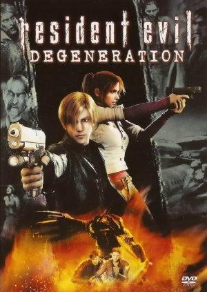 Resident Evil - Degeneration 1466x2066