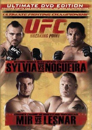UFC 81: Breaking Point 802x1134