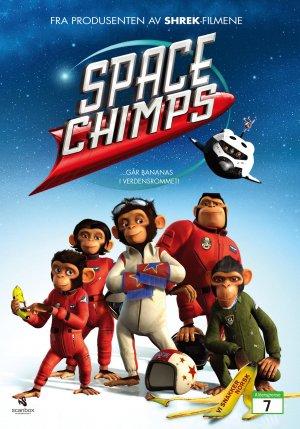 Space Chimps 1748x2500
