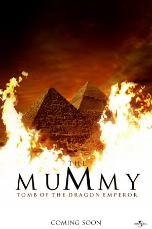 The Mummy: Tomb of the Dragon Emperor 1500x2257