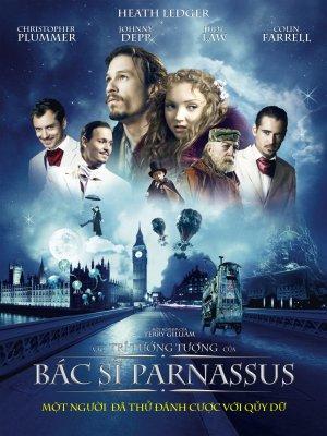 The Imaginarium of Doctor Parnassus 1222x1630