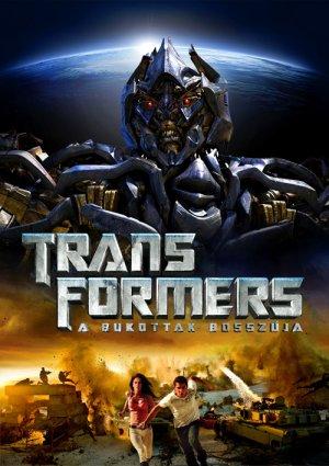 Transformers: Die Rache 500x708