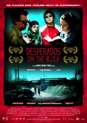 Desperados on the Block Poster