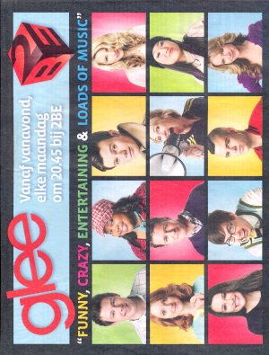 Glee 1697x2237