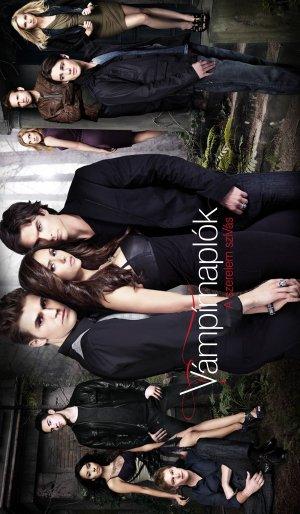 The Vampire Diaries 2000x3429