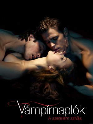 The Vampire Diaries 3375x4500