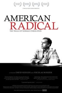 American Radical: The Trials of Norman Finkelstein poster