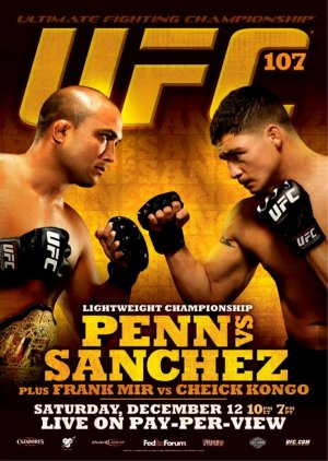 UFC 107: BJ Penn vs. Diego Sanchez 762x1072