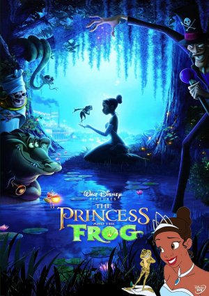 The Princess and the Frog 1536x2175
