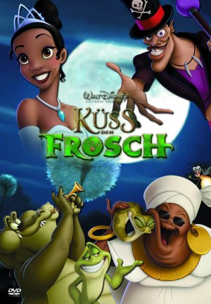 The Princess and the Frog 914x1318