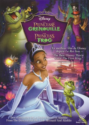 The Princess and the Frog 962x1351