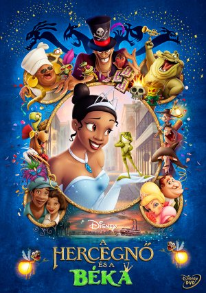 The Princess and the Frog 1527x2172